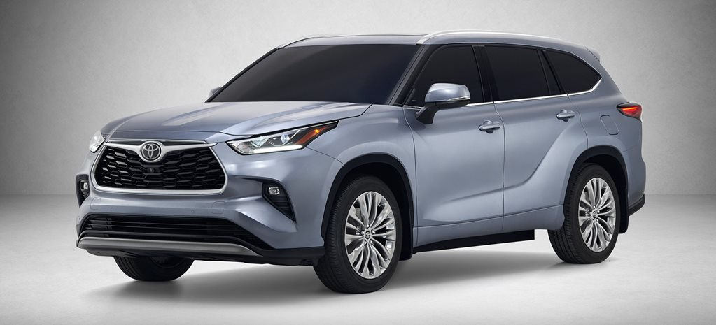 All-new Toyota Kluger unveiled in New York