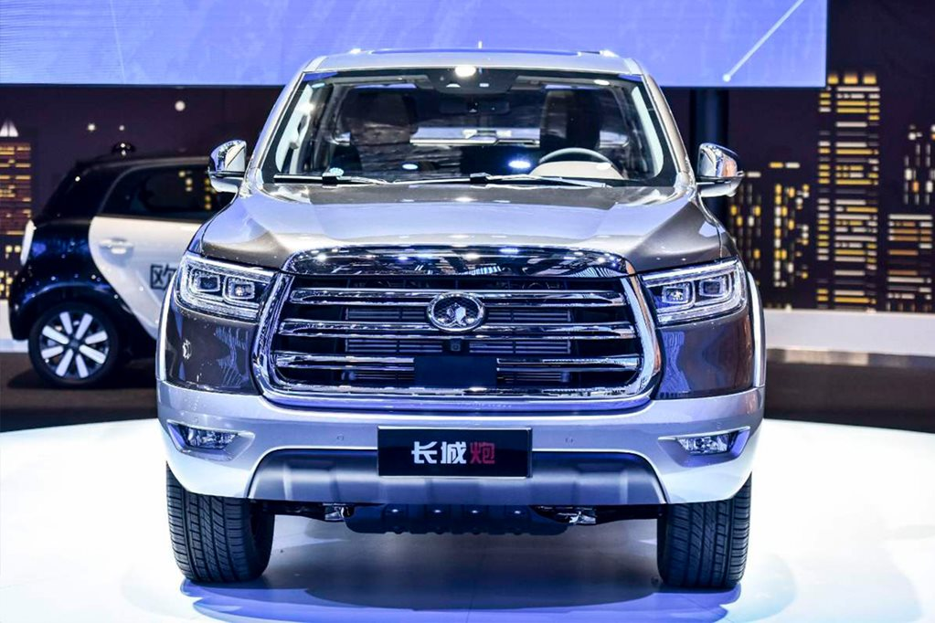 Great Wall 2019 ute
