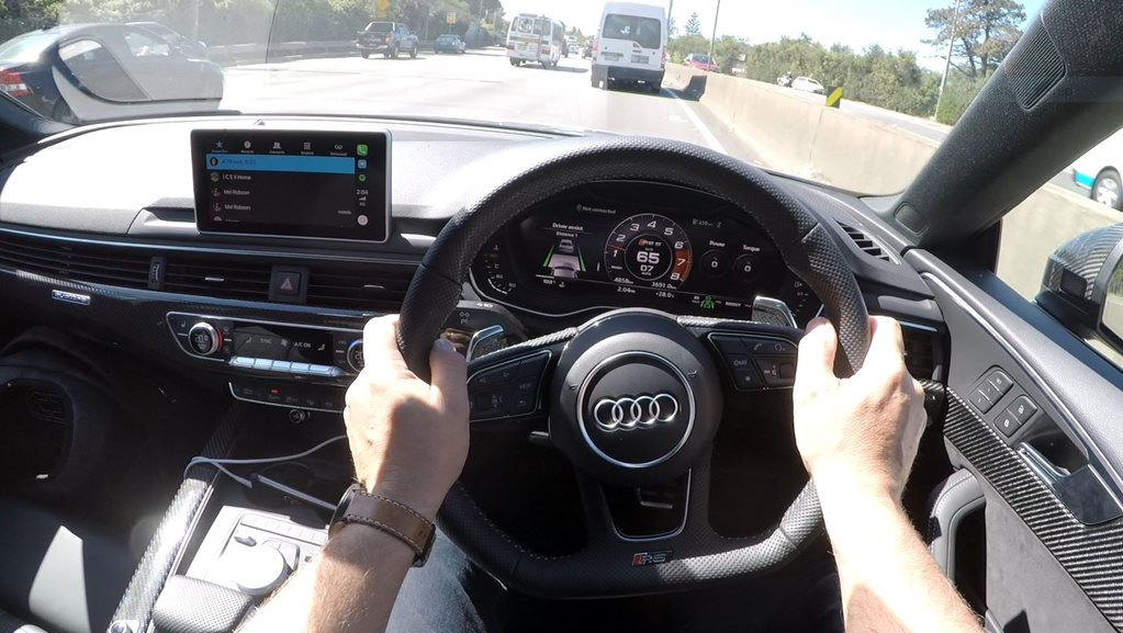 How to use adaptive cruise control