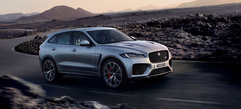 Jaguar F-Pace SVR – all you need to know
