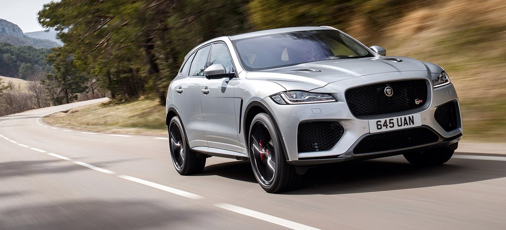 2019 Jaguar F-Pace SVR: News, Design, Engine, Price >> 2019 Jaguar F Pace Svr Review