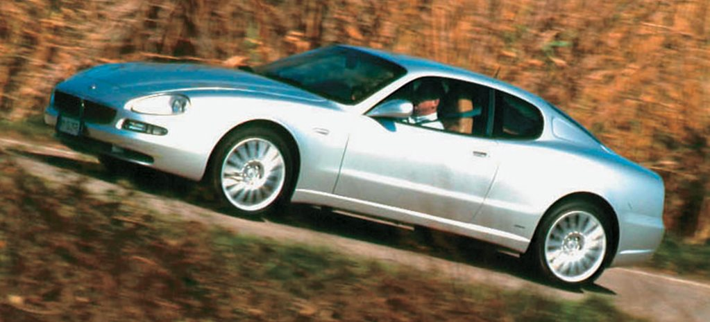 2002 Maserati Coupe review classic MOTOR feature