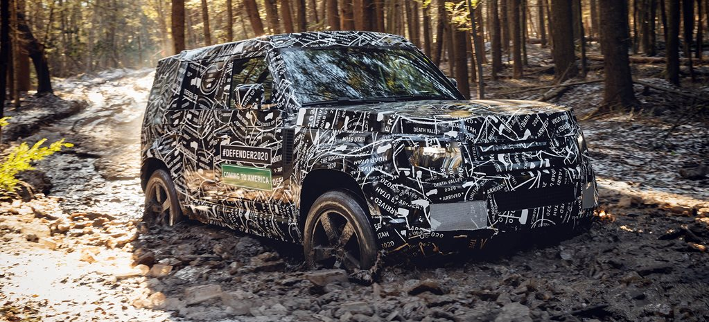 Land Rover Defender reveal set for September, in Oz by early 2020