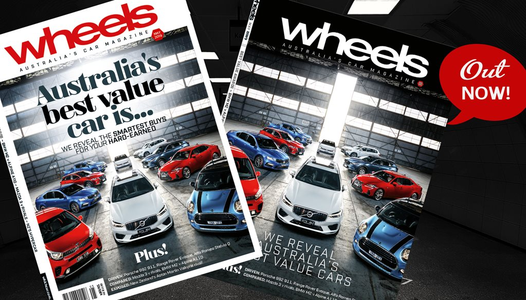 Australia's best value car is... Wheels Magazine: May 2019