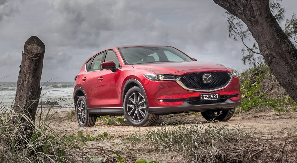Wheels spin: Mazda CX-5 GT 2019 Review