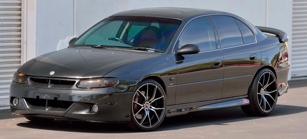 2000 HSV VTII GTS-R Mecum auction news
