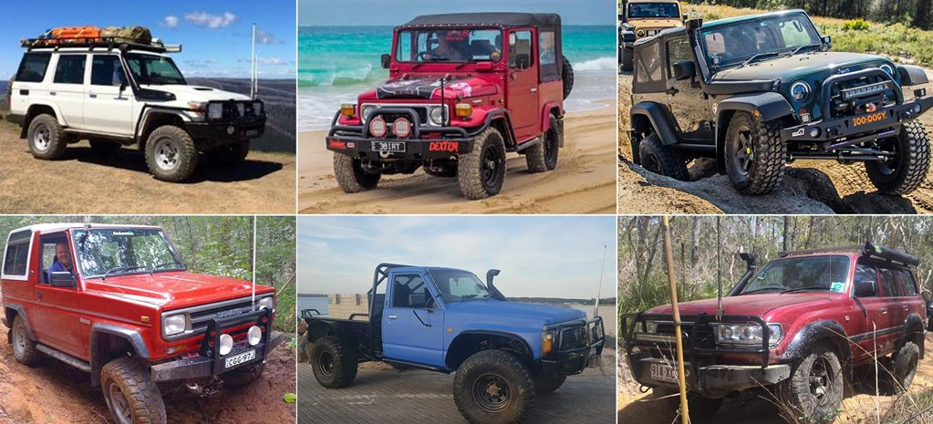Readers 4x4s April 2019 feature