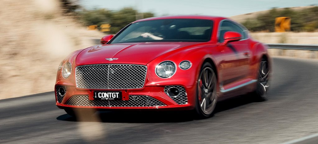 2019 Bentley Continental GT performance review feature