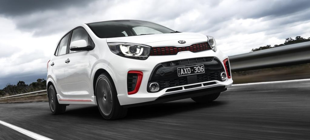 Kia Picanto GT quick review