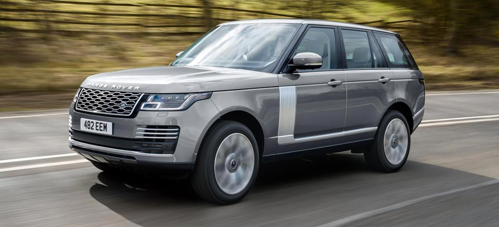 2020 Range Rover debuts Ingenium straight-six feature
