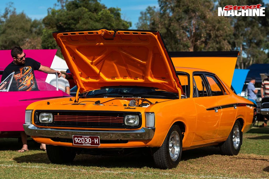 Chryslers On The Murray 2019 - gallery