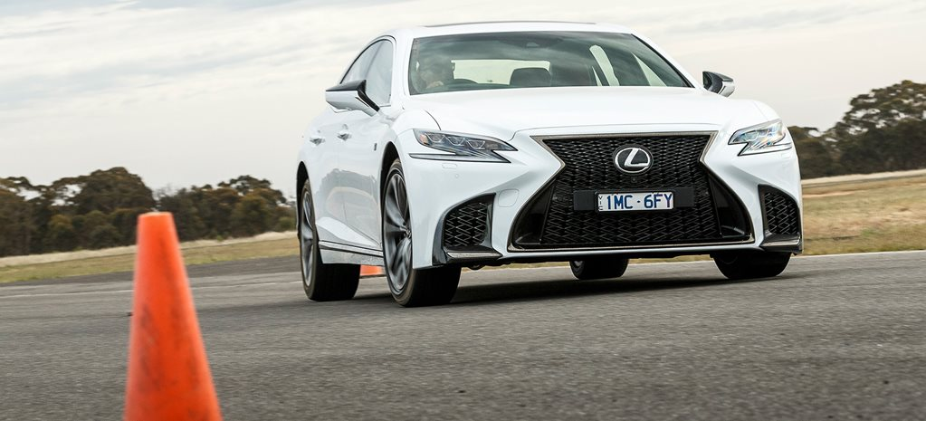 Lexus LS500 2019 Car of the Year review