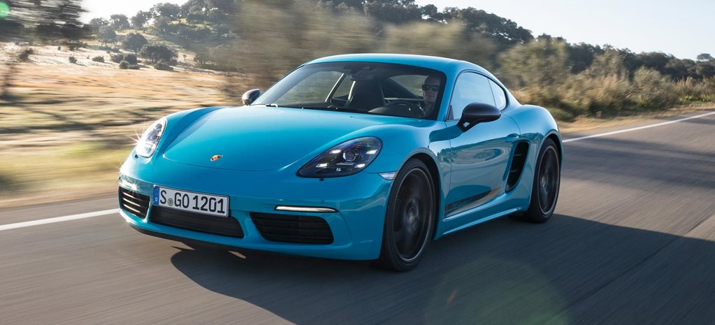 2019 Porsche 718 Cayman T performance review feature