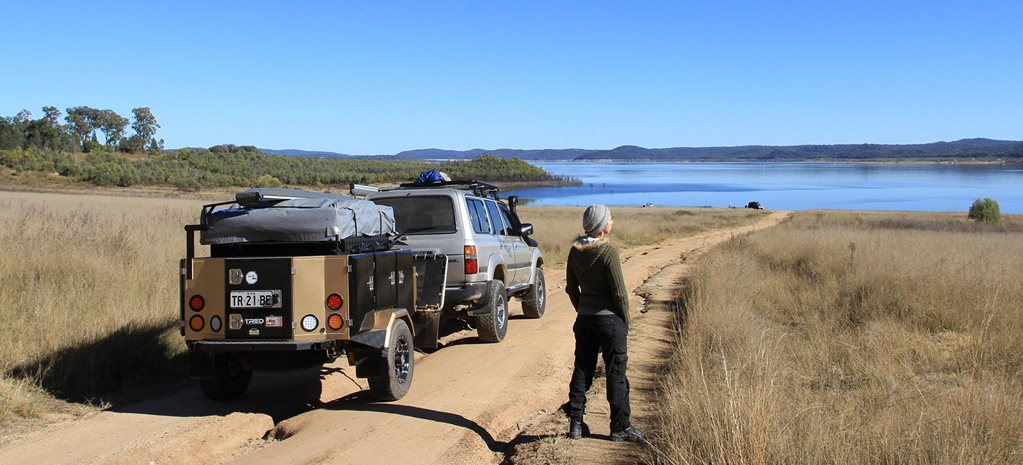 4x4 trip guide to Copeton NSW feature