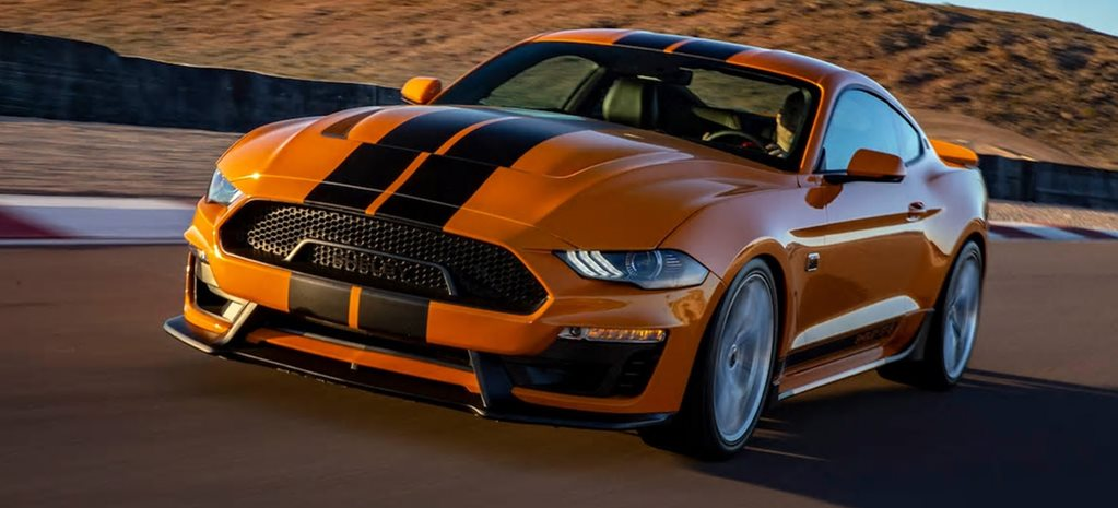 Fully Sixt! Shelby and Sixt offer US renters a 447kW supercharged Mustang