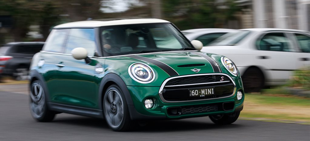 2019 Mini Cooper S quick review