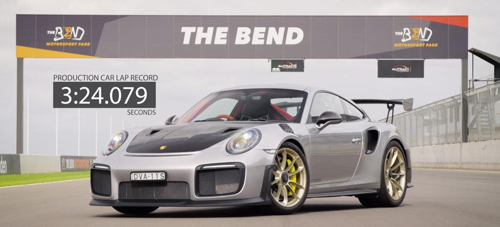 Setting The Bend's lap record with the Porsche 911 GT2 RS