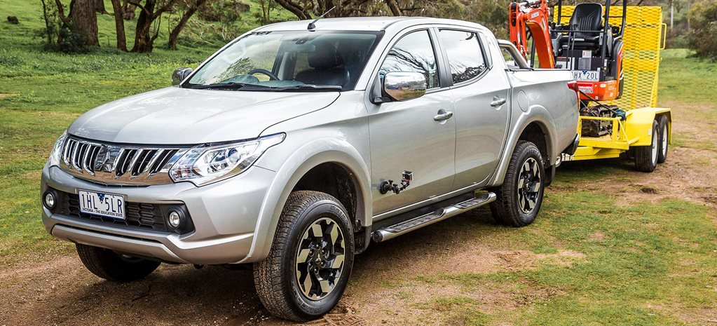 2016 Mitsubishi Triton recalled side-step defect news