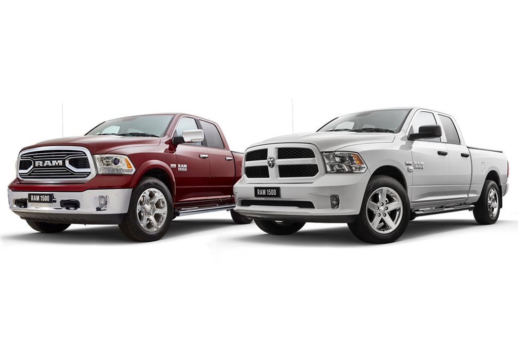 RAM to introduce Toyota Hilux and Ford Ranger ute rival