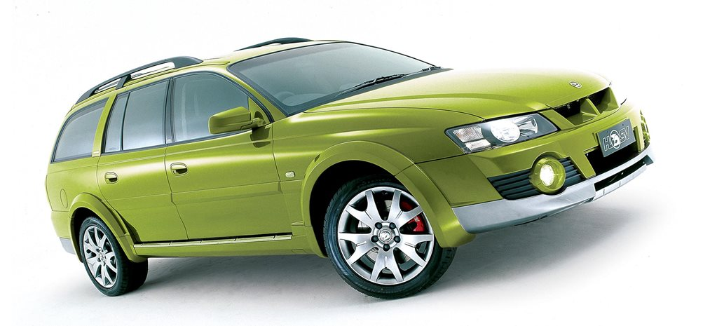 2004 HSV Avalanche Fast Car History Lesson feature