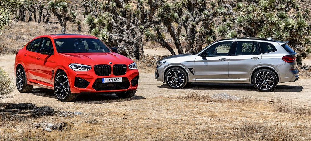 2019 BMW X3M and X4M Competition Australian pricing news
