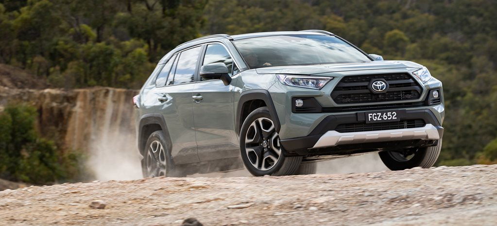 2019 Toyota RAV4 price and features