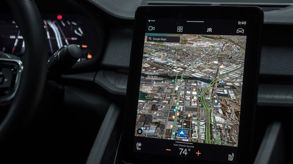 Tesla-like tech, AI and the Android Auto app obsolete? OK, Google