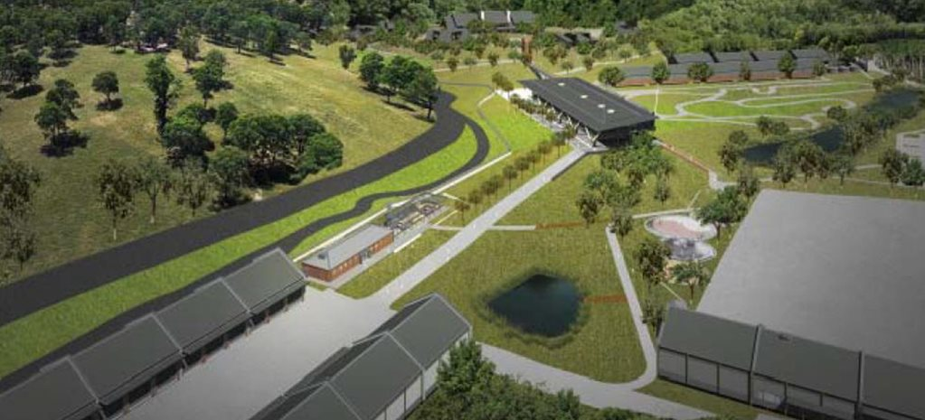 AUD77 million NSW BlackRock Motor Park pre-approved news