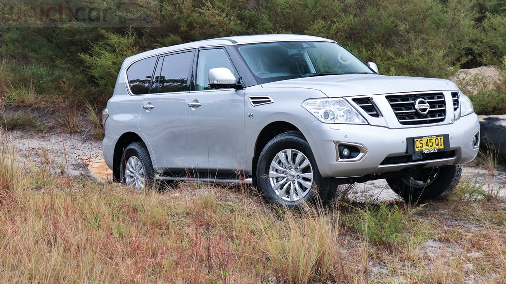 2019 Nissan Patrol Ti-L review on