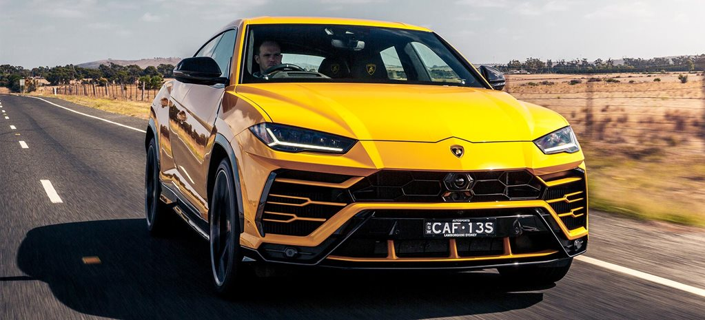 2019 Lamborghini Urus performance feature review