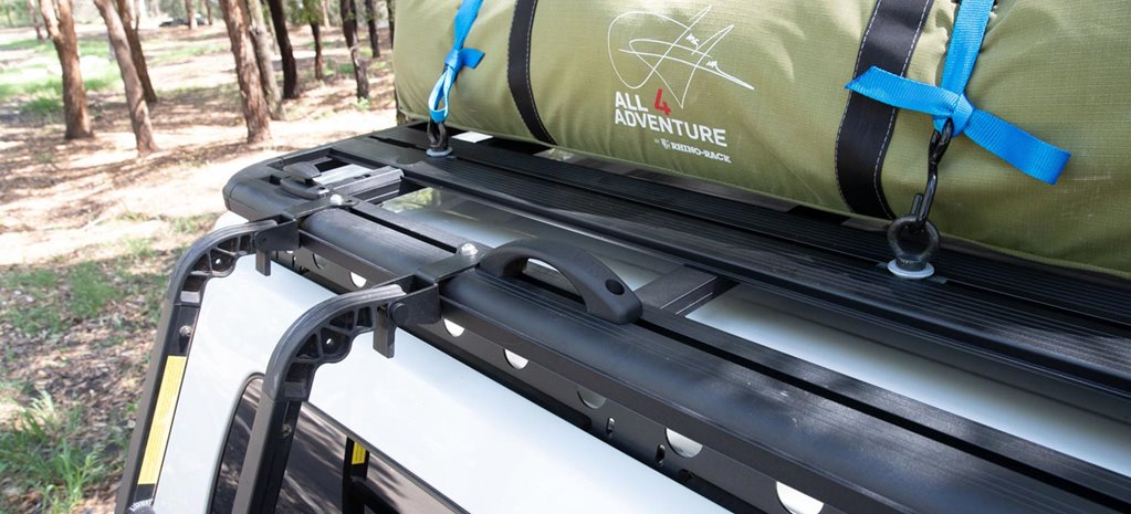 4x4 Bike Carrier And Grab Handles Hit Aftermarket Catalogues 4x4