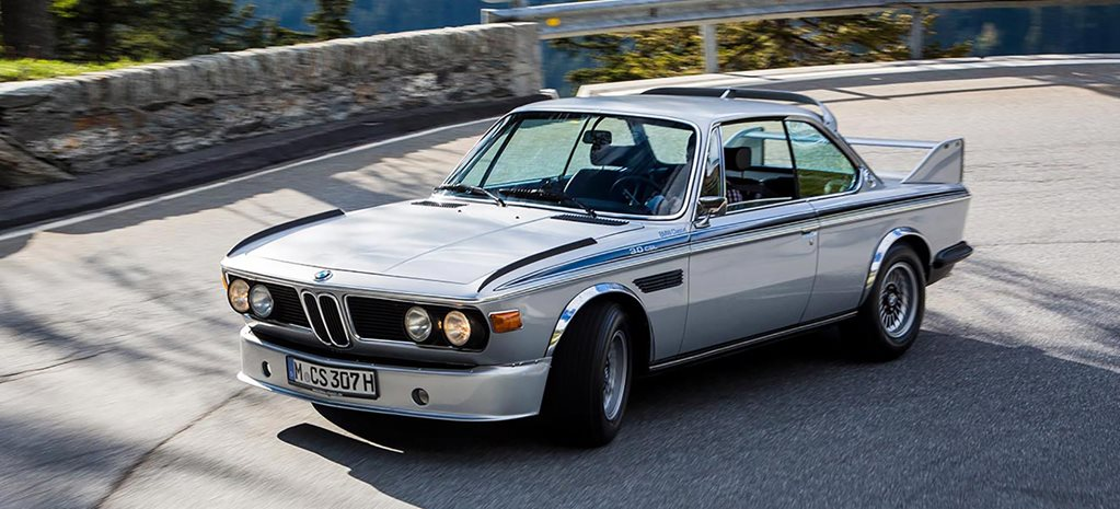 BMW to revive CSL badge