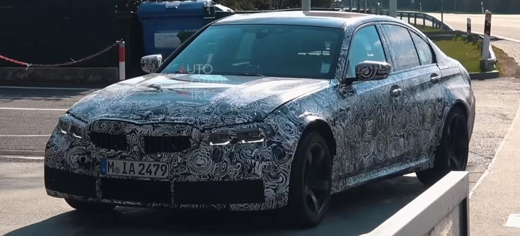 2020 BMW M3 all-wheel drive automatic news