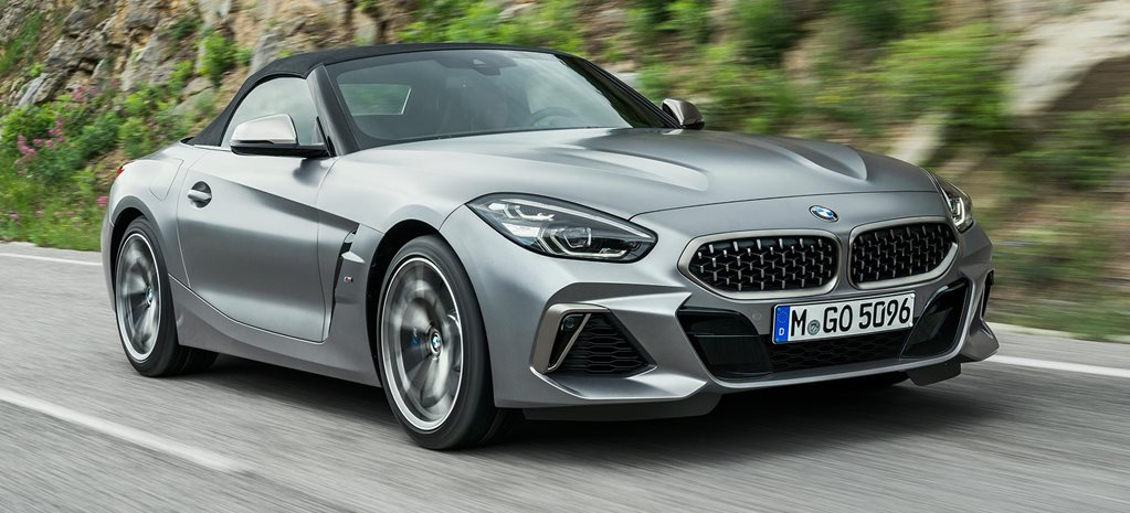Bmw Z4 M Not In The Works Motor