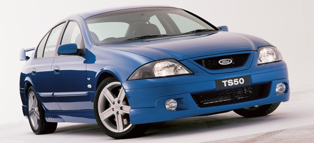 Ford AU Falcon TS50 used car buyers guide feature