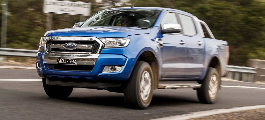 Ford Ranger Mazda BT-50 recalled brake faults news