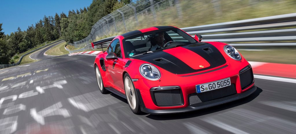What does it take to break a Nurburgring record?