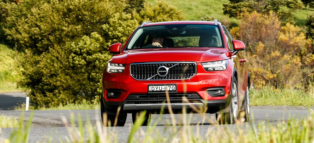 Volvo confirms XC40 T2 and B-series mild-hybrids
