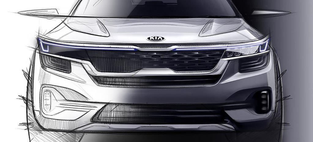 Kia small SUV breaks cover ahead of late-2019 arrival