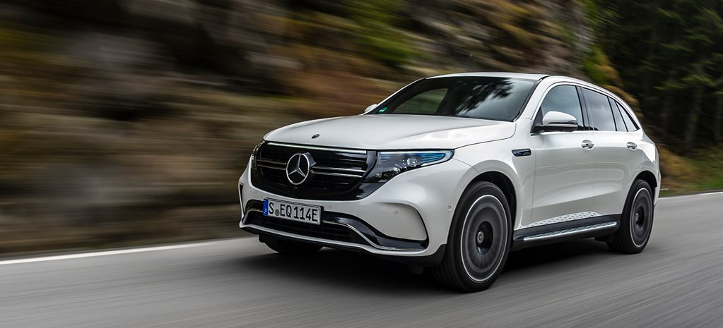 Mercedes-Benz EQC 2019 review