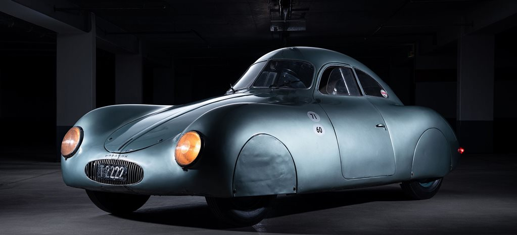Oldest Porsche in the world is up for sale