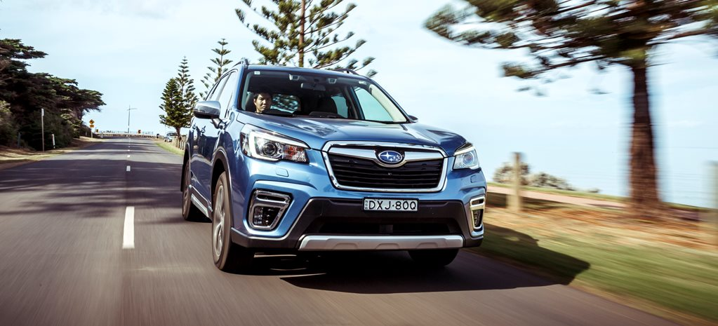 Wheels spin: Subaru Forester 2.5i-S 2019 Review