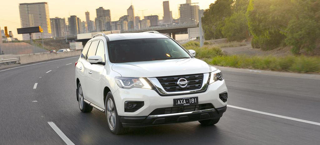 Nissan Pathfinder Range Review 2019, Price & Features