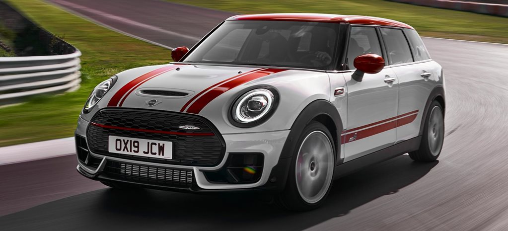 2019 Mini JCW Clubman JCW Countryman revealed news