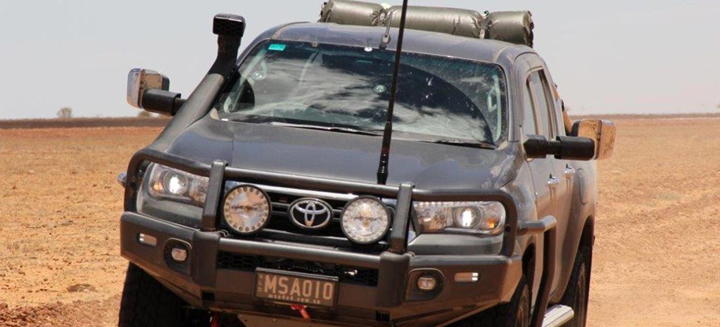 MSA 4X4 driving mirrors out now news