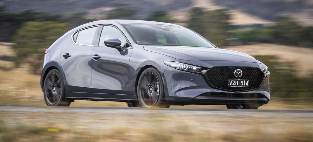 Mazda 3 G25 Astina quick performance review