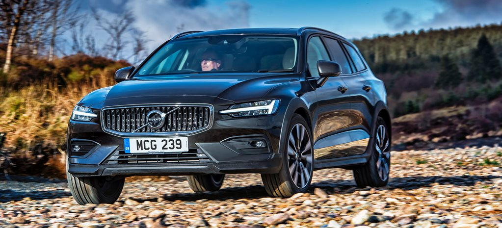 Volvo V60 Cross Country >> Volvo V60 Cross Country 2020 Review