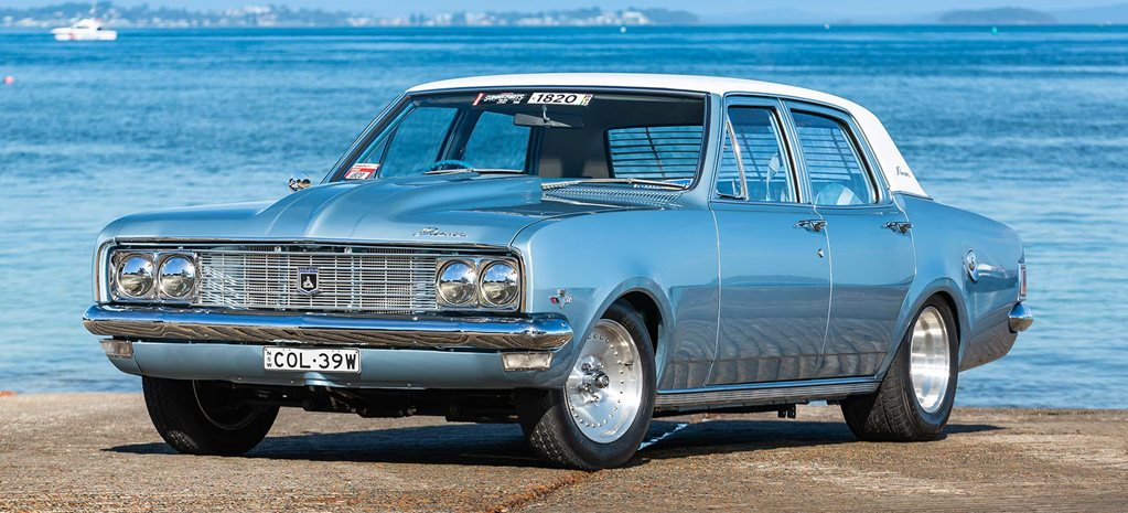 Chris Rust's 1970 Holden HG Premier