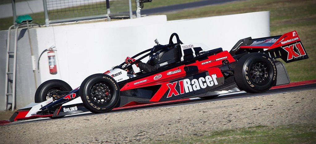 The Hyper X1 Racer is Australia's new answer to the Ariel Atom
