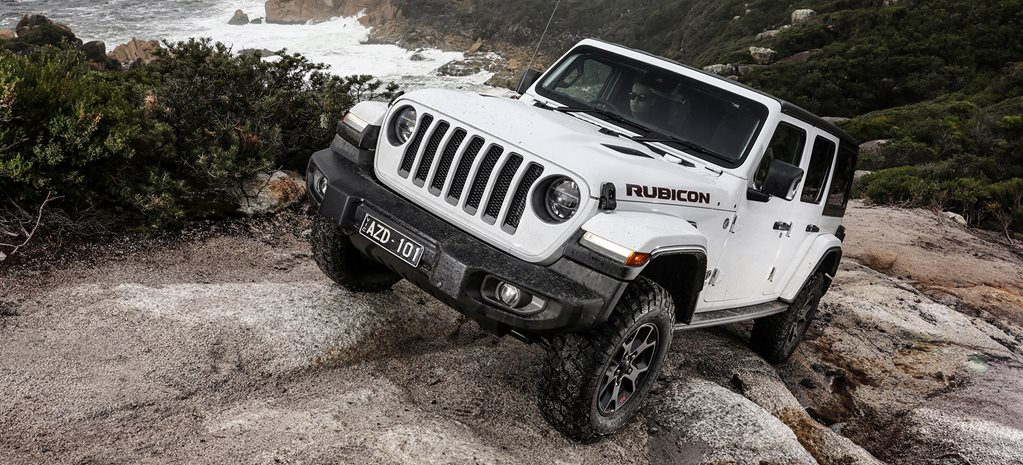 2019 Jeep Wrangler first Aussie drive